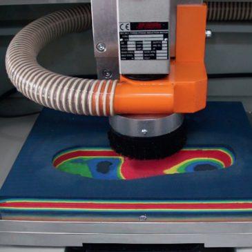 Maszyny do produkcji wkładek ortopedycznych 3D