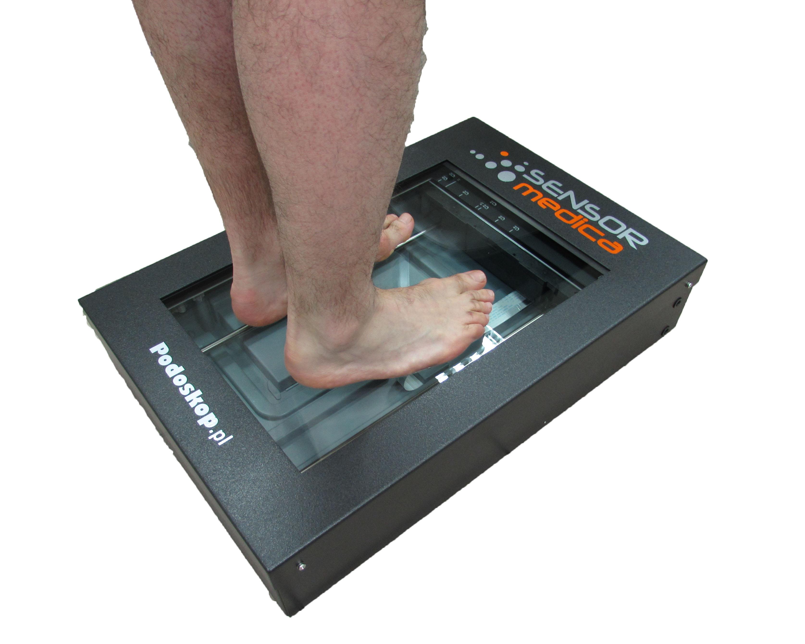 Podoscan 2D FootCAD