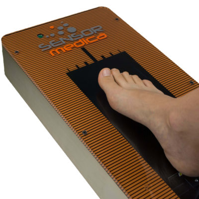 Podoscan 3D – laser foot scanner
