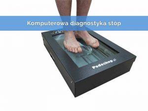 Platformy baropodometryczna