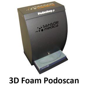 Podoscan 3D Foam