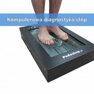 Czym jest komputerowa diagnostyka stóp?